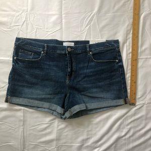 The Loft Rolled Hem Jeans